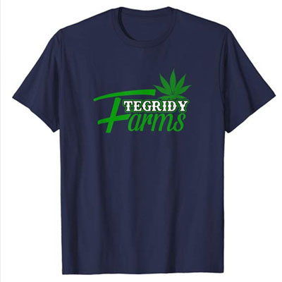 tegridy leaf shirt featured